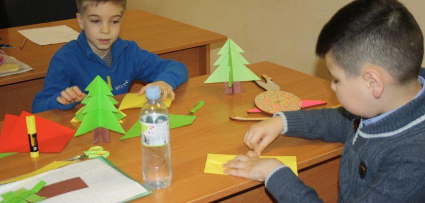 """Arta de modelare a hârtiei """"Origami"""""""