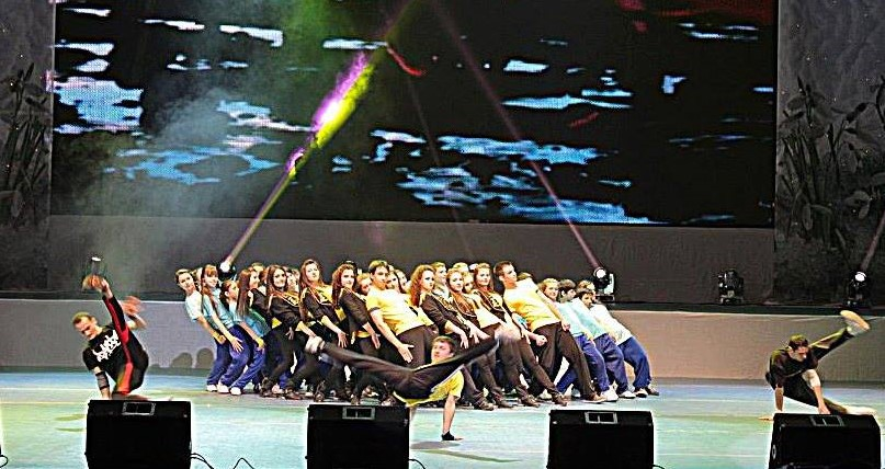 "Ansamblul de street dance ""Antares"""