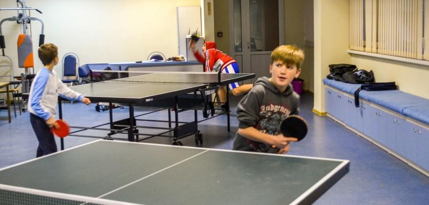 """Tenis de masă """"Mingea rapidă"""""""