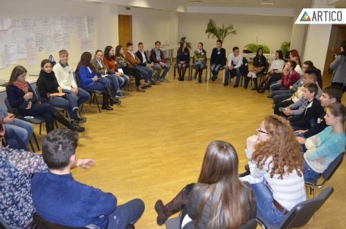 Atelierul de lucru №2 al Consiliului Național al Elevilor