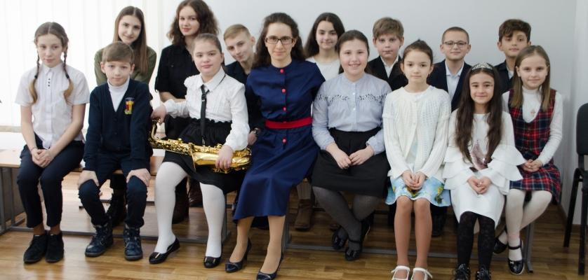 Cerc de interpretare instrumentală- pian