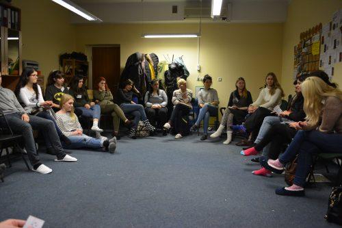 Echipa ARTICO la Mentor's Lab