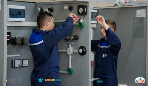 Descoperă meseria de electrician
