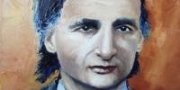 Portretul-lui-Grigore-Vieru-realizat-de-Claudia-Mandl