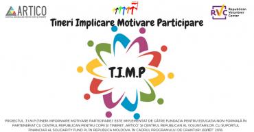 T.I.M.P banner