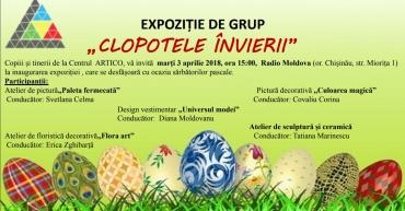 Afis Clopotele invierii