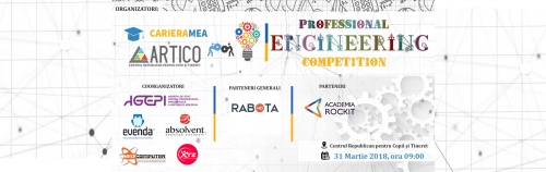 """""""Professional Engineering Competition"""""""