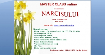 Master-Class Narcis-2