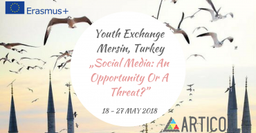 Youth Exchange in Mersin, Turkey