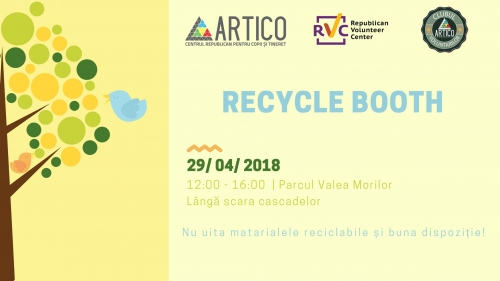 RECYCLE BOOTH