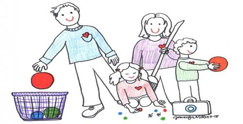 4 reguli despre Cum să crești un copil responsabil