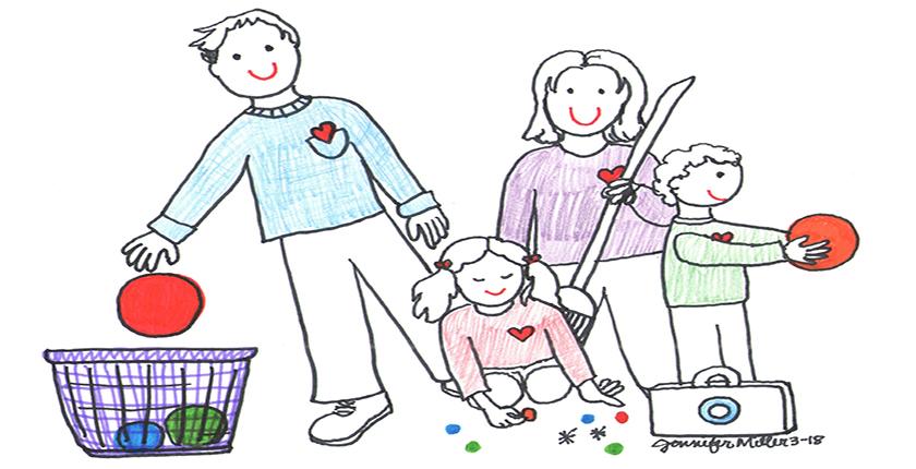 Responsabilităţile în familie