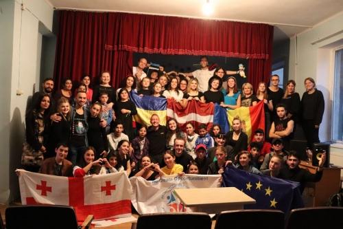 O nouă realizare a tinerilor implicați în proiectele Erasmus+