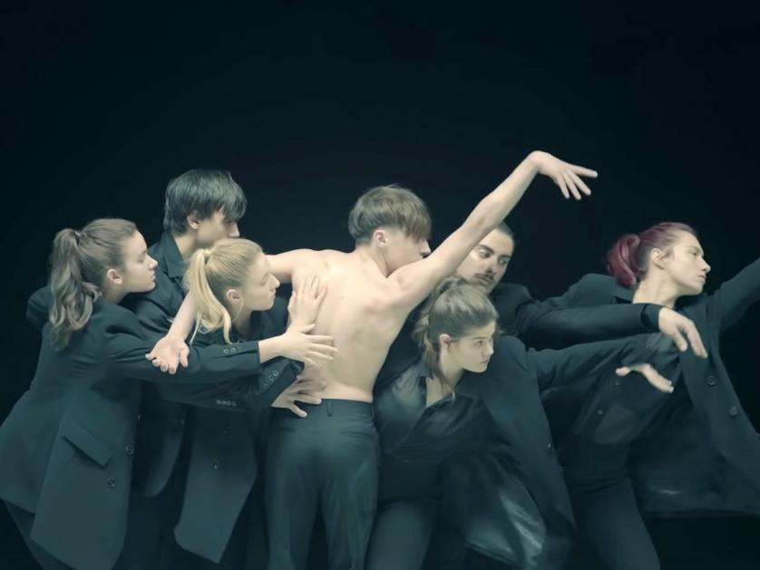 "Ansamblul de dans modern ""Universal dance studio"""