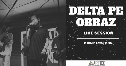"""Concert live """"Delta pe obraz"""""""