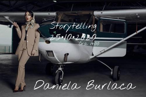 Daniela Burlaca și povestea ei de toamnă